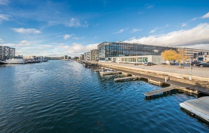Kontorlejemål i København SV tæt på lufthavn samt city