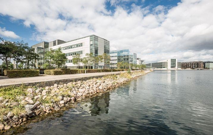 Flerbrugerejendom med optimal beliggenhed i Sydhavnen