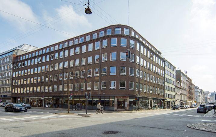 188 m² lyst kontor i Centrum