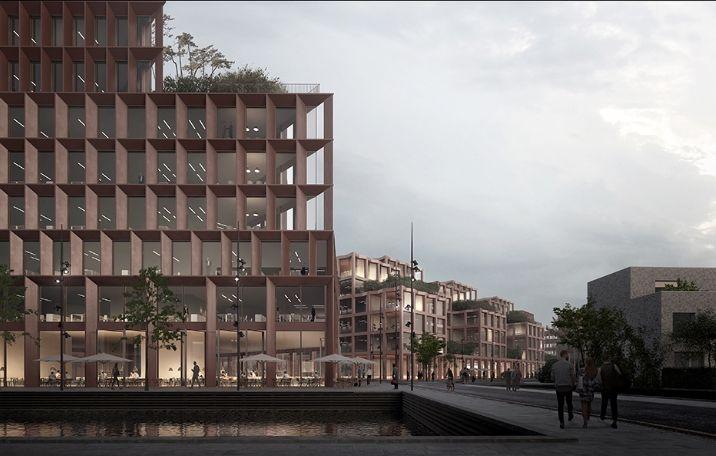 Engholmene Business Center