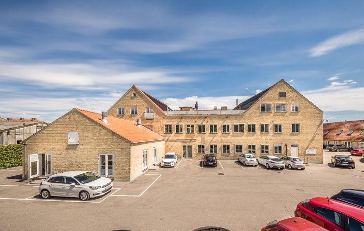 375 m2 kontorlejemål i Gentofte