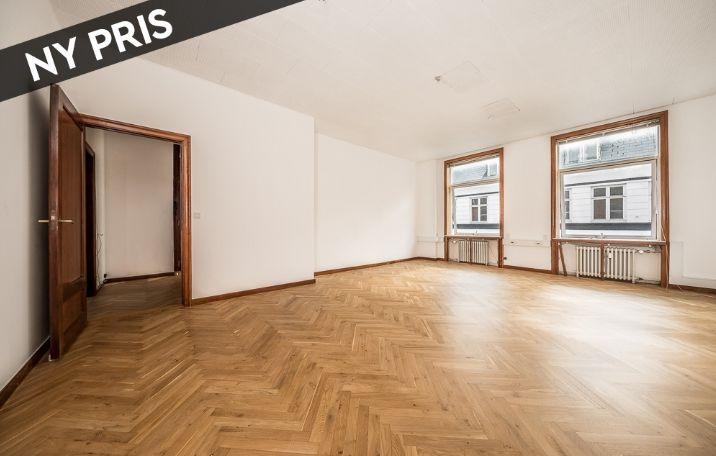 186 m² lyst kontor på Strøget