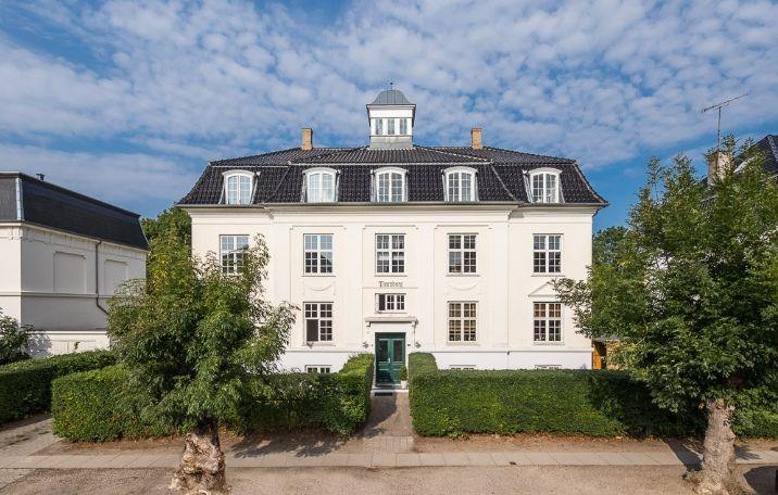 674 m² boligudlejningsejendom i Hellerup