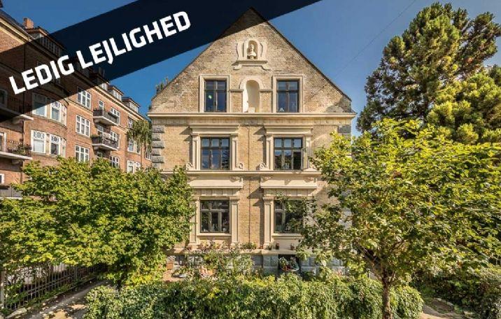 Investeringsejendom på Frederiksberg