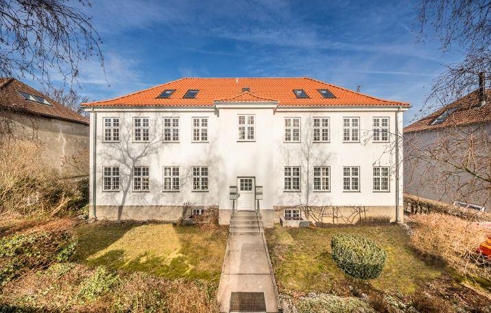 Boligudlejningsejendom på Frederiksberg