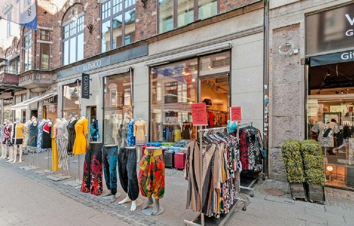 74 m² butik på Strøget